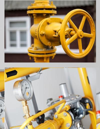 Монтаж газопровода, газификация Челябинск